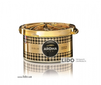 Ароматизатор Aroma Car Prestige Organic Green Tea Gold