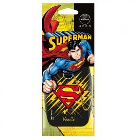 Ароматизатор Aroma Car Superman Vanilla