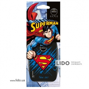 Ароматизатор Aroma Car Superman New Car