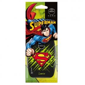 Ароматизатор Aroma Car Superman Lemon-Energy