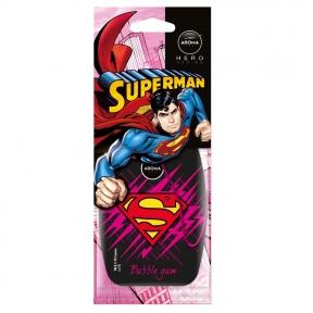 Ароматизатор Aroma Car Superman Bubble-Gum