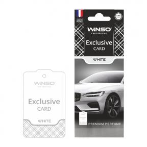 Ароматизатор Winso Card Exclusive White