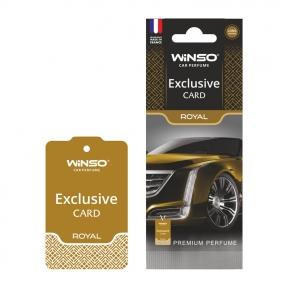 Ароматизатор Winso Card Exclusive Royal