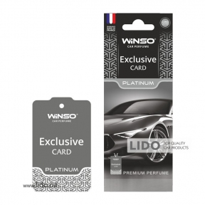 Ароматизатор Winso Card Exclusive Platinum
