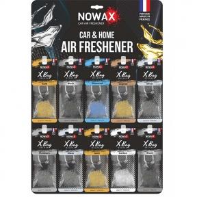 Ароматизатор Nowax X Bag Delux, дисплей 30шт