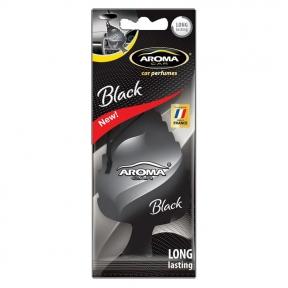 Ароматизатор Aroma Car Leaf Black