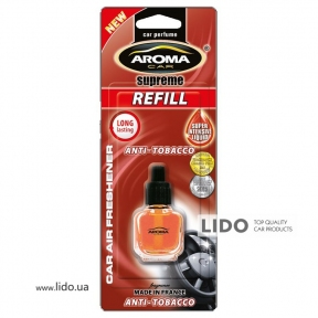 Сменный флакон Aroma Car Supreme Refill Anti Tabacco