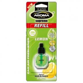 Сменный флакон Aroma Car Supreme Refill Lemon