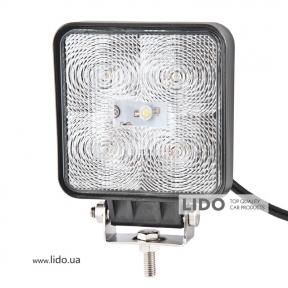 Автолампа светодиодная BELAUTO EPISTAR Flood LED (5*3w)