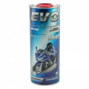 Моторне масло Evo Moto M4T 10w-40 1L