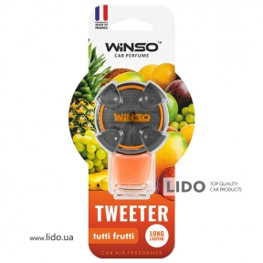 Ароматизатор Winso Tweeter Tutti Frutti, 8ml