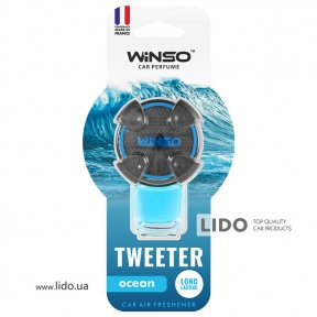 Ароматизатор Winso Tweeter Ocean, 8ml