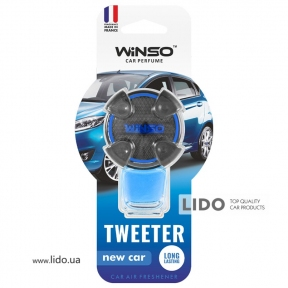 Ароматизатор Winso Tweeter New Car, 8ml