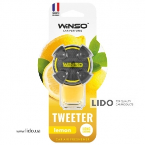 Ароматизатор Winso Tweeter Lemon, 8ml