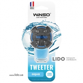 Ароматизатор Winso Tweeter Aqua, 8ml