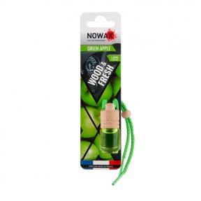Ароматизатор Nowax Wood&Fresh Green apple