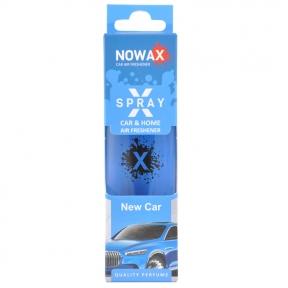 Ароматизатор Nowax X Spray New Car в коробке