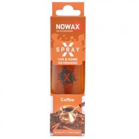 Ароматизатор Nowax X Spray Coffee в коробке