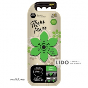 Ароматизатор Aroma Car Flower Fancy Green