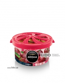 Ароматизатор Aroma Car Organic Green Tea Cherry, 40g