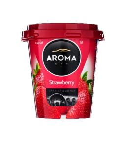 Ароматизатор Aroma Car CUP Gel Green Tea Strawberry, 130g