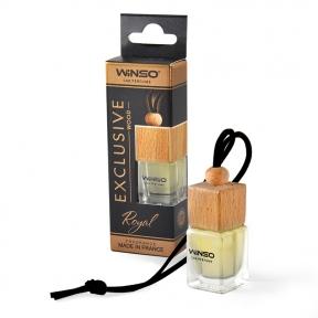 Ароматизатор Winso Exclusive Wood Royal, 6ml