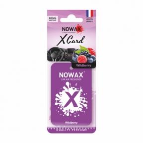 Ароматизатор Nowax X Card Wildberry