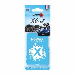 Ароматизатор Nowax X Card Sport