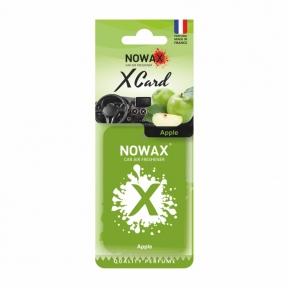 Ароматизатор Nowax X Card Apple