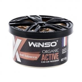 Ароматизатор Winso X Active Organic Anti Tobacco, 40g