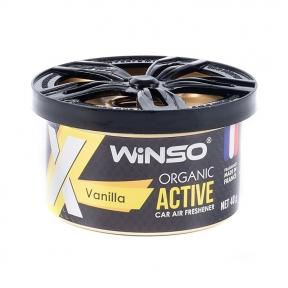 Ароматизатор Winso X Active Organic Vanilla, 40g