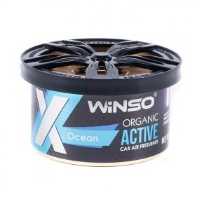 Ароматизатор Winso X Active Organic Ocean, 40g