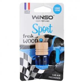 Ароматизатор Winso Fresh Wood Sport, 4ml