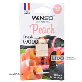 Ароматизатор Winso Fresh Wood Peach, 4ml