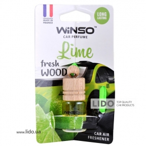 Ароматизатор Winso Fresh Wood Lime, 4ml