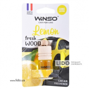 Ароматизатор Winso Fresh Wood Lemon, 4ml