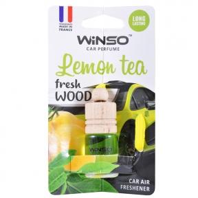 Ароматизатор Winso Fresh Wood Lemon Tea, 4ml