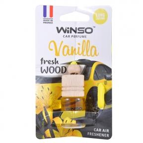 Ароматизатор Winso Fresh Wood Vanilla, 4ml