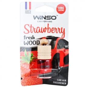 Ароматизатор Winso Fresh Wood Strawberry, 4ml