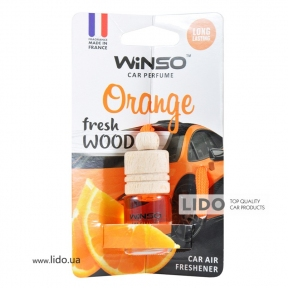 Ароматизатор Winso Fresh Wood Orange, 4ml