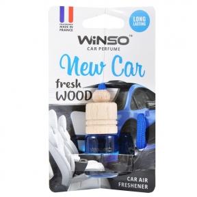 Ароматизатор Winso Fresh Wood New Car, 4ml