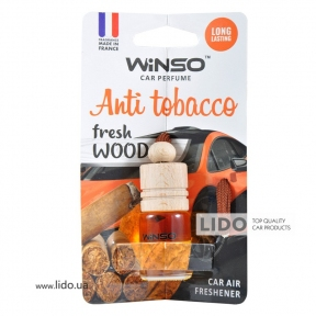 Ароматизатор Winso Fresh Wood Anti Tobacco, 4ml