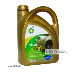 Моторное масло BP Visco 7000 0w-40 4L