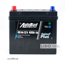 Акумулятор Autopart Plus Japan 60 Ah/12V [+ -]