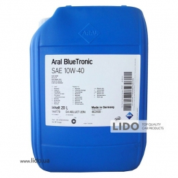 Моторне масло Aral BlueTronic 10w-40 20L
