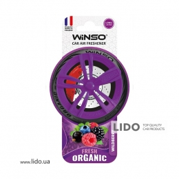 Ароматизатор Winso Organic fresh Wildberry