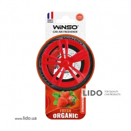 Ароматизатор Winso Organic fresh Strawberry