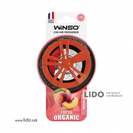 Ароматизатор Winso Organic fresh Peach
