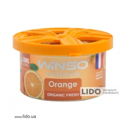 Ароматизатор Winso Organic Fresh Orange, 40g