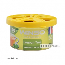 Ароматизатор Winso Organic Fresh Lemon Tea, 40g